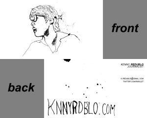 Design by Kenny Redublo